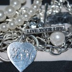 Live your life and love jewelry