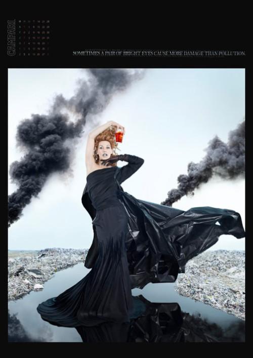 Milla Jovovich calendar