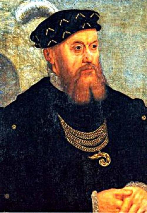 King Christian III