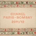 Chanel Metiers d'Art Pre-Fall 2012 Paris-Bombay Show Invitation, looks nice