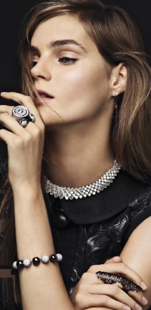 Vogue Russia jewelry story January 2012