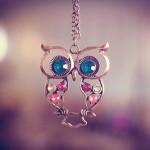 Jewelry - Owl pendant