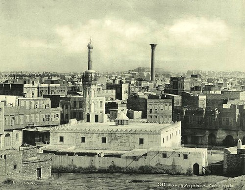 Alexandria. Egypt 1870