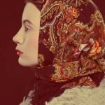 Anna, Krasnogorsk. Photo by Darya Cherednikova Nomination 'Style' of 2011 Best Photographs of Russia