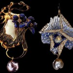 Art Nouveau jewellery by French designer Rene Lalique