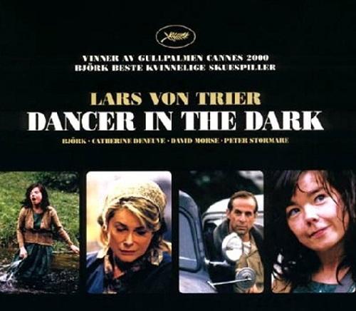 Icelandic singer-songwriter Bjork in the movie Dancer in the dark