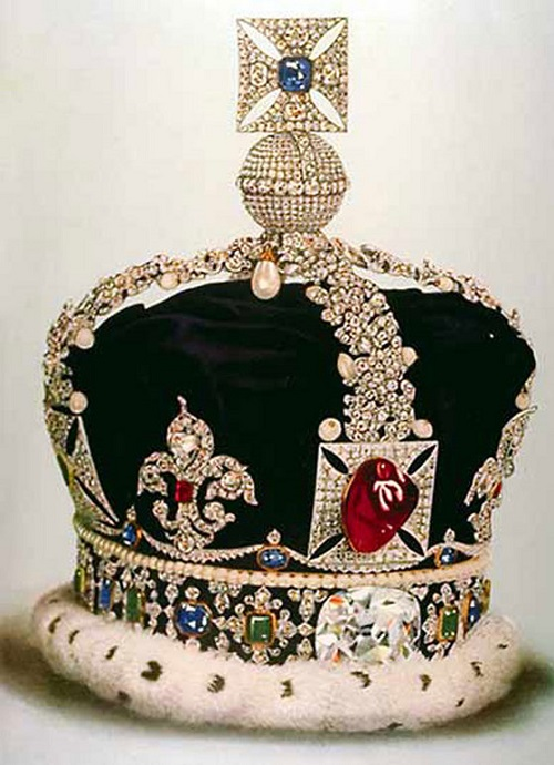 Black Prince's Ruby — The Blood-Red 'Great Impostor'
