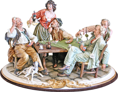 Capodimonte Finest Porcelain from Italy