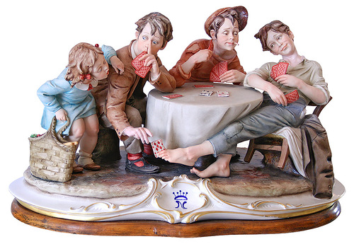 Capodimonte Porcelain from Italy