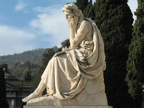 Cemetery Staleno, Genoa