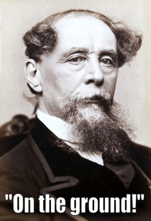 Charles Dickens last words of famous people