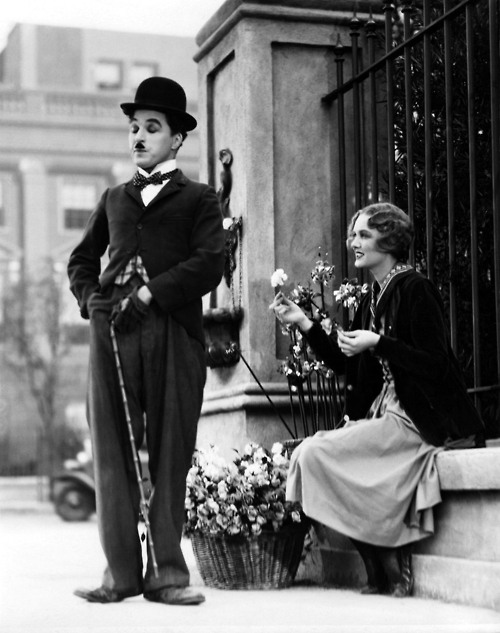 We think too much and feel too little. Charlie Chaplin