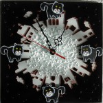 Clocks by Larisa Stolyarova