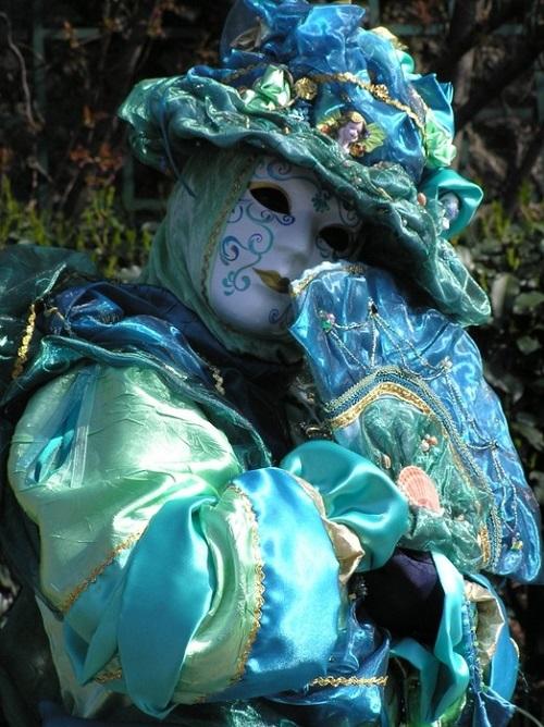 Carnival of Venice first prize winner