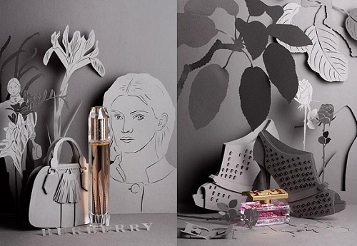 Detailed papercraft by French stylist and set designer Sabrina Transiskus