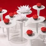 papercraft by French stylist and set designer Sabrina Transiskus