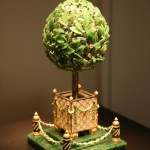 Easter egg of the Imperial family 'laurel tree'