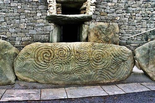 Newgrange older than Stonehenge and pyramids of Giza