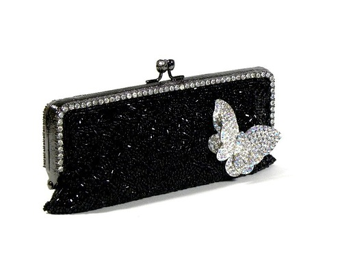 Evening bags by Russian designer and artist  Clara Kasavina