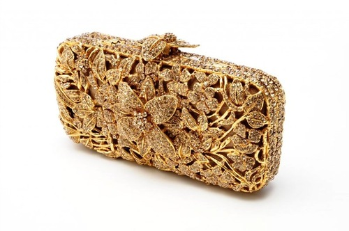 Evening bags by Clara Kasavina