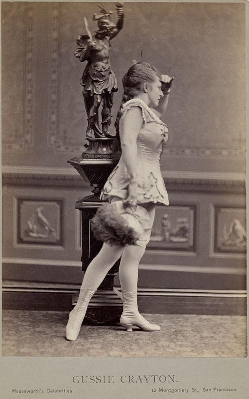 Exotic dancer Guzzie Crayton