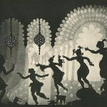 Fairytale silhouettes by Lotte Reiniger