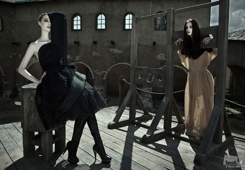 Fallen Angels, Moscow. Nomination 'Style' of 2011 Best Photographs of Russia