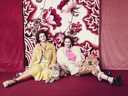 Fashion art photography by Italian photographer Elena Rendina