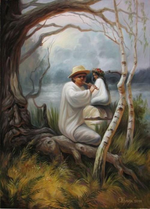 Forest Song. Lesya Ukrainka