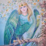 Bird of happiness, Gamayun