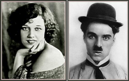Charlie Chaplins women Georgia Hale