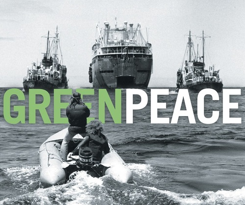 Greenpeace is 40. Group of Ecologists, Journalists, and Visionaries that Changed the World