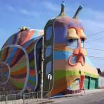 Wonderful House-snail in Sofia