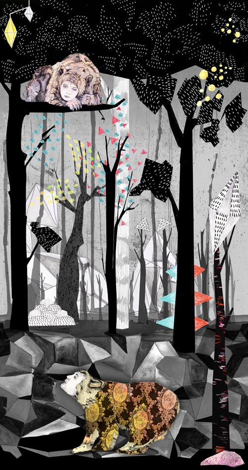 Sandra Dieckmann illustrations