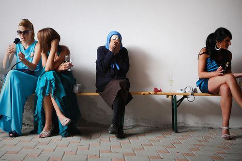 In Between by Ana Gregoric, Slovenia