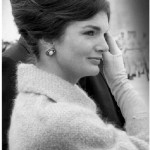 Young and beautiful Jacqueline Kennedy