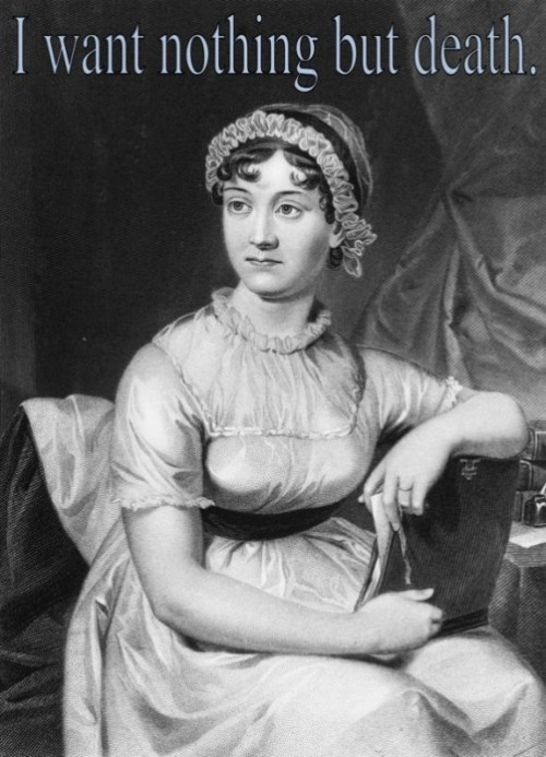 Jane Austen (16 December 1775 – 18 July 1817) - English novelist