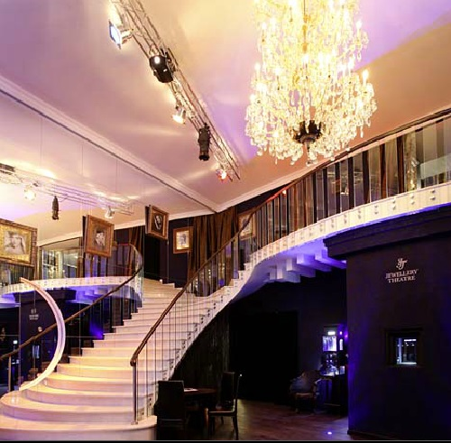 """Moscow boutique """"Jewelry Theatre"""""""