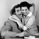 Jim Carrey is combination of Ace Ventura, Dumb and Dumber etc. and Sophia Loren