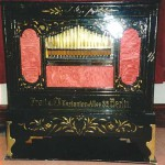 Key Frati Barrel Organ 1885