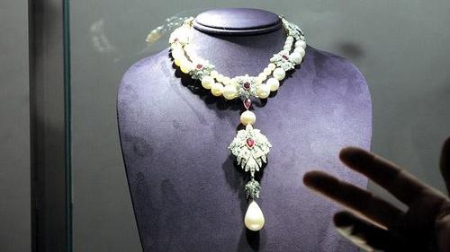 La Peregrina pearl
