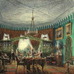 Living Room of Empress Alexandra Fyodorovna. Hermitage