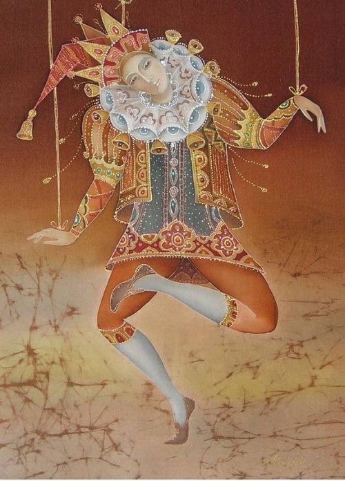 Fairy tale treasure by Lyubov Toscheva