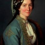 Madame Baudin Élisabeth Vigée Le Brun - 1835