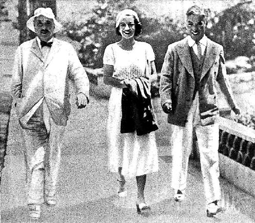 Charlie Chaplins women May Reeves