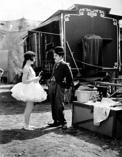 Charlie Chaplins women - Merna Kennedy