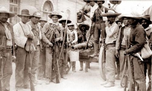 Mexican gang wars