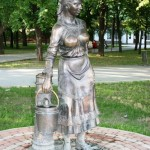 The most bizarre and funny monuments in Russia