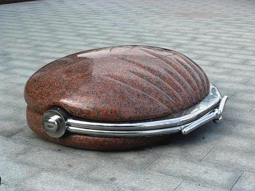 Monument to purse (Krasnodar)
