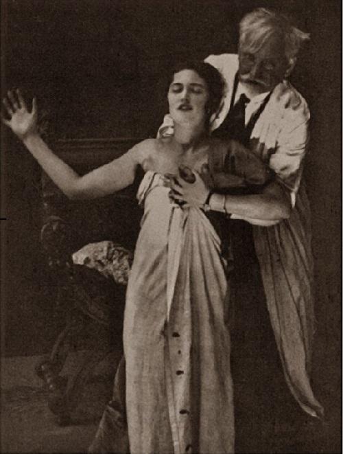 Art Nouveau Women Paintings